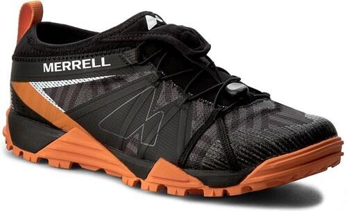Trekingová obuv MERRELL - Avalaunch Tough Mudder J37789 Mudder Orange 9974f28d4a0