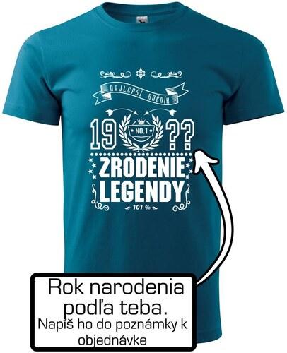 a91eb4a96fe0 Myshirt Narodeninový motív pre všetkých - vlastný ročník narodenia Heavy  new - tričko pánske