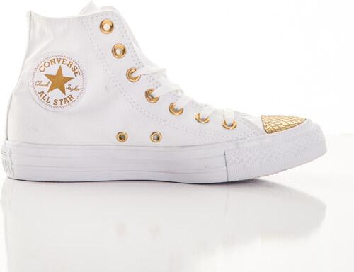 Dámske Tenisky Converse Chuck Taylor All Star White Gold - Glami.sk 1bc21019bd7