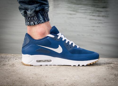 Pánske tenisky Nike Air Max 90 Ultra Essential Coastal Blue - Glami.sk e8a42af78f7