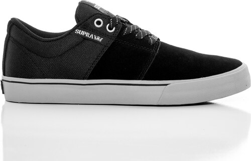 Tenisky Supra Stacks Vulc II Black Grey Grey - Glami.sk 76585711d19