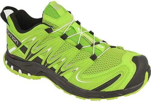 e3b106f6a Bežecké topánky SALOMON XA PRO 3D M L37921100 odtiene farieb: zelená ...