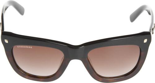 d0d621d5c DSQUARED2 Kim Slnečné okuliare Čierna - Glami.sk