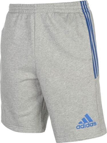 Teplákové kraťasy adidas 3S Jersey pán. - Glami.cz d5dea1dffd