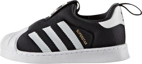 adidas Superstar 360 I černá EUR 27 - Glami.cz 5906916bd70