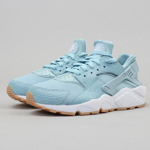 1b9cb570e20e Nike W Air Huarache Run SE mica blue   mica blue - gum yellow - Glami.cz