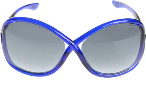 0f1fcca6b Tom Ford Whitney Slnečné okuliare Modrá - Glami.sk