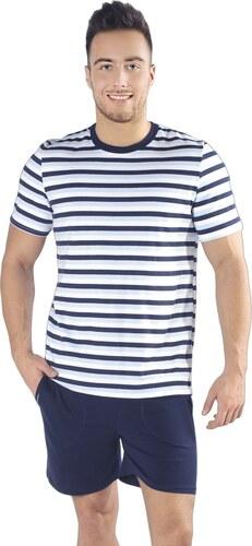 932750607d88 Italian Fashion Pánske pyžamo Donald pásikmi krátke - Glami.sk