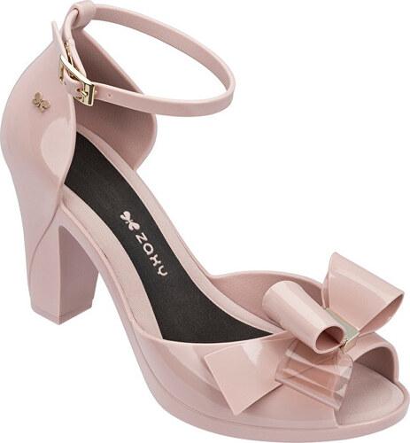 Zaxy Dámské sandály Diva Bow Sandal 82182-90059 - Glami.cz cd173742d9