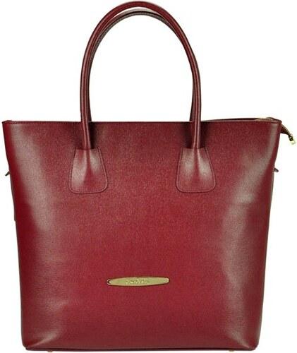 Dámská kabelka Pierre Cardin FRZ 1422 FRENZY - červená - Glami.cz 33e4b1c421c