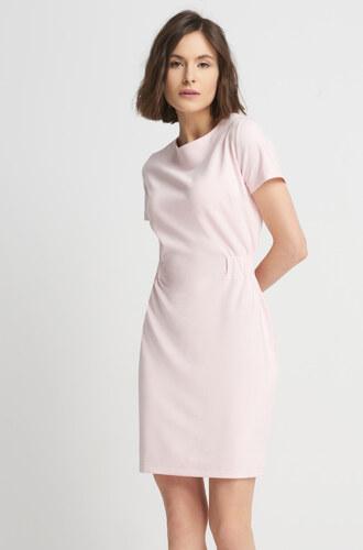 9dbf751a7022 Orsay Puzdrové šaty s okrúhlym výstrihom - Glami.sk