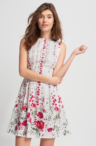 d25dd7fd546 Orsay Květované šaty - Glami.cz