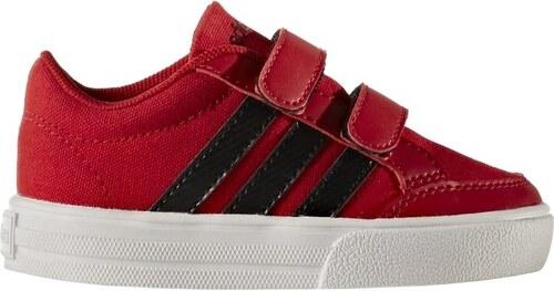 adidas Detské tenisky Vs Set Cmf Inf - červené - Glami.sk 2a01bb9666