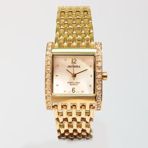Dámské hodinky Olympia 30468 - Glami.cz 32b427c3095