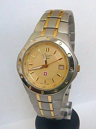 3fe5e2aeef9 Švýcarské titanové náramkové hodinky Grovana Swiss Alpine Military 1532.1291