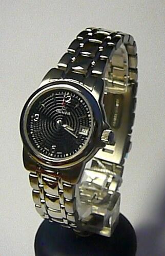 Švýcarské luxusní dámské vodotěsné hodinky Grovana 5500.1137 se safírovým  sklem 3e6a0dec06