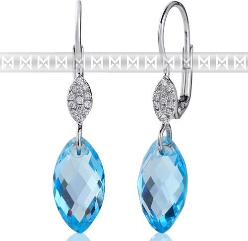 Pretis Diamantové náušnice 4f002851894