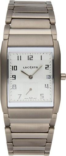882445cced9 Luxusní pánské švýcarské titanové hodinky Lacerta 109 C9 552 se safírovým  sklem