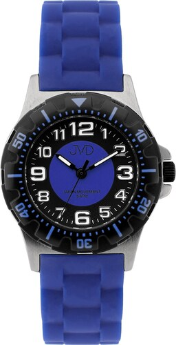 45781bf48da Chlapecké dětské vodotěsné sportovní hodinky JVD J7168.5 - 5ATM ...