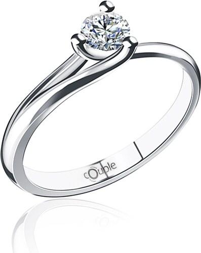 Pretis Zásnubní diamantový luxusní prsten ASINARA 6869075 585 1 8c64df1b15d