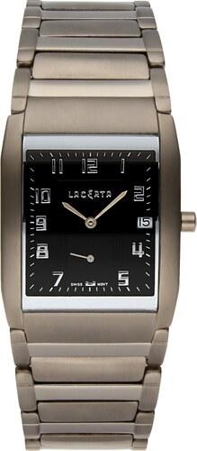 Luxusní pánské švýcarské titanové hodinky Lacerta 109 C9 554 se safírovým  sklem 4cd77cf6afa