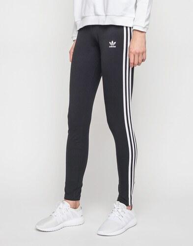 f06dc884c25 Legíny Adidas Originals 3STR LEGGINGS Black - Glami.cz