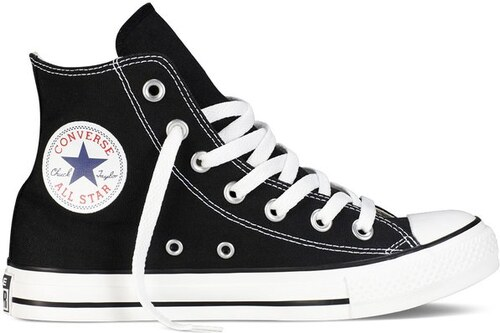 ac18bfcc36d Dámské boty Converse Chuck taylor All star black 36 - Glami.cz