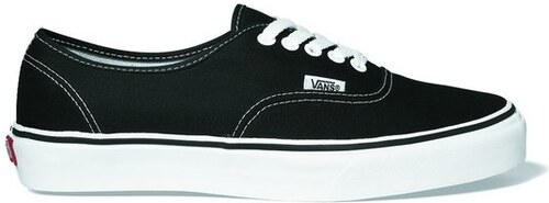 Dámské boty Vans Authentic black 37 - Glami.cz c6a126521c0