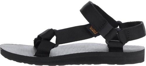 29b0228089c9 Čierne dámske sandále Teva - Glami.sk