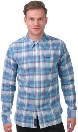 Pepe Jeans pánská košile Keen XL modrá - Glami.cz 9ddca58854