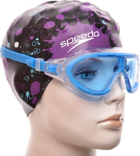 Gyerek úszószemüveg speedo rift junior kék átlátszó - Glami.hu ed0d5d9331
