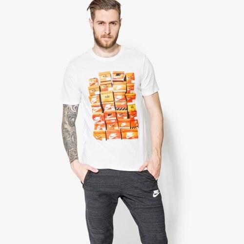 82ca39420 Nike Tričko Ss Tee Vint Shoebox Oblečenie Tričká 834636100 - Glami.sk