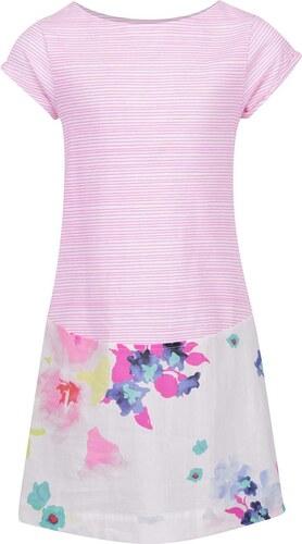323eada38bd4 Ružové vzorované dievčenské šaty Tom Joule - Glami.sk
