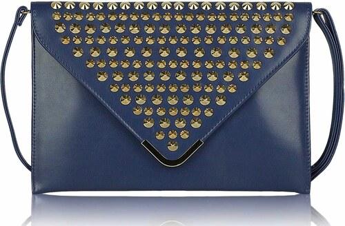 Listová kabelka Slim - námornícka modrá - navy - Glami.sk 653bccf29c6