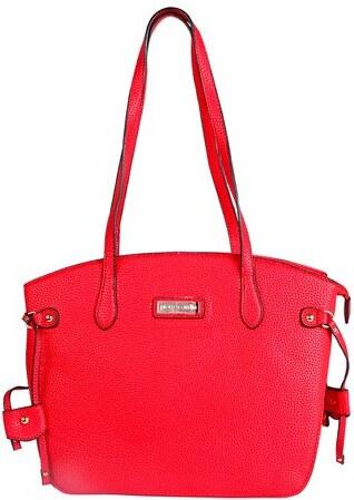 774b59725a Dámska kabelka Pierre Cardin - červená - Glami.sk