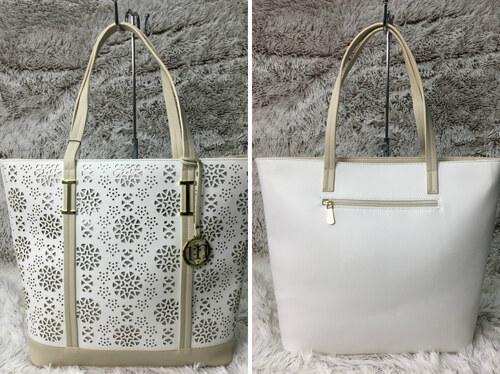 3022a7d761 Biela kabelka na rameno MONNARI - Glami.sk