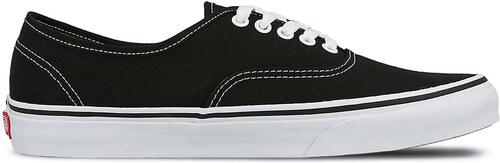 Vans Authentic Black čierne VEE3BLK - Glami.sk 7fa101d67ba