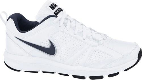 7795c3adcbe Pánské fitness boty Nike T-LITE XI WHITE OBSIDIAN-BLACK - Glami.cz
