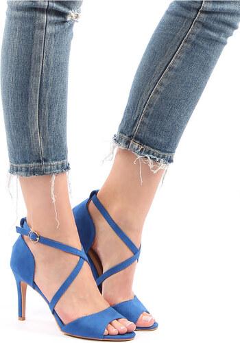 14124e131a79 United Fashion Modré sandále Carter - Glami.sk