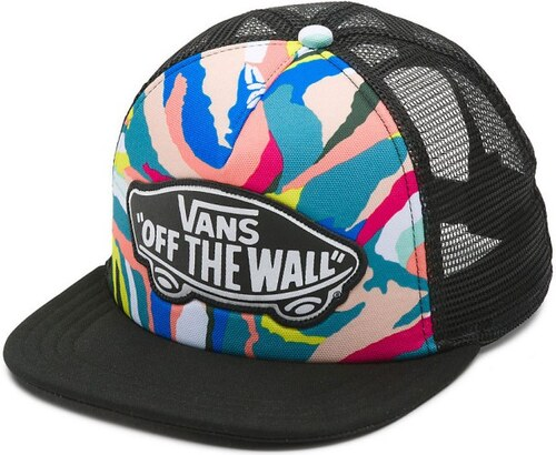 Vans Beach Girl Trucker Hat Abstract Horizon - Glami.cz 58c22871d9