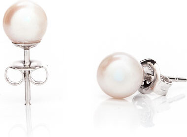 ac51f700a Buka Jewelry Buka Perlové náušnice Mutiara 6 AAA biela perla 324 324.324
