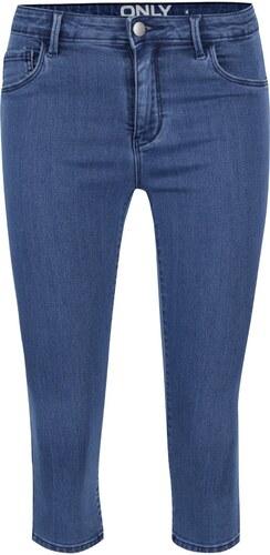 Modré 3 4 džíny ONLY Rain - Glami.cz 59802f84cf