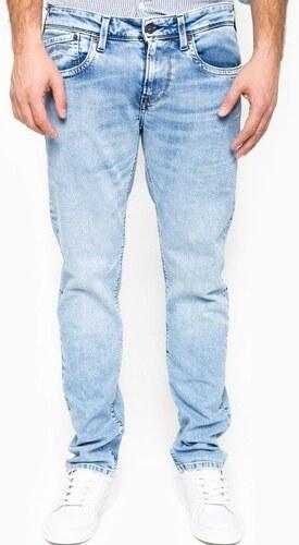 51616220224 Pepe Jeans pánské světle modré džíny Hatch - Glami.sk