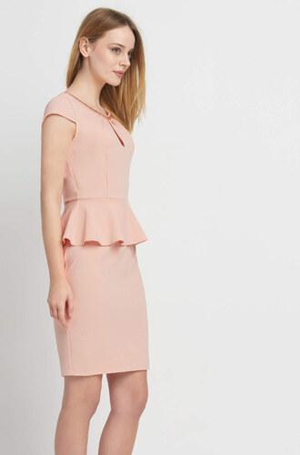 22721178379c Orsay Puzdrové šaty s volánom - Glami.sk