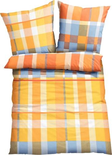Bpc Living Bonprix Linge De Lit Konni Orange Pour Maison
