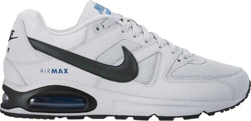 Pánské tenisky Nike AIR MAX COMMAND PURE PLATINUM BLACK-INDUSTRIAL ... 57626f93802