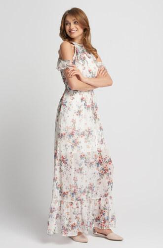 045b8788745e Orsay Kvetované maxi šaty - Glami.sk