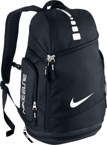 Batoh Nike hoops elite max team NS BLACK BLACK (WHITE) - Glami.cz e3d0b70500