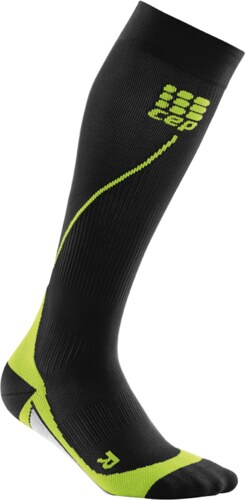 Kompresné podkolienky CEP Run Socks 2.0 (green) men cef9fdee324