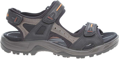 Ecco Offroad pánské sandály 06956450034 black-mole-black 06956450034 ... 43719ee458
